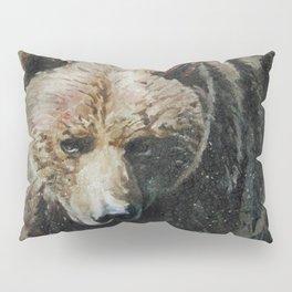 Bear background Pillow Sham