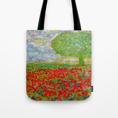 I blossomed... just because I can Tote Bag