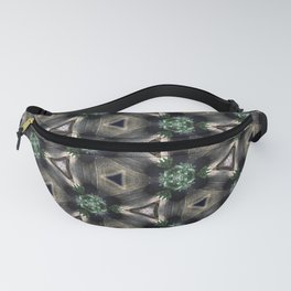 Flowered Porch Fanny Pack