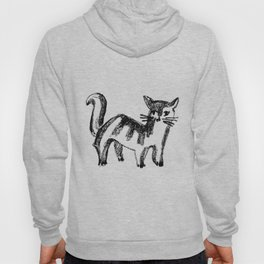 Striped Cat Hoody