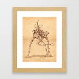 Sketch #2 Framed Art Print