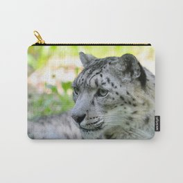 Snow leopard (Irbis)  Carry-All Pouch