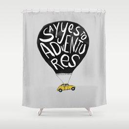 Adventures Shower Curtain