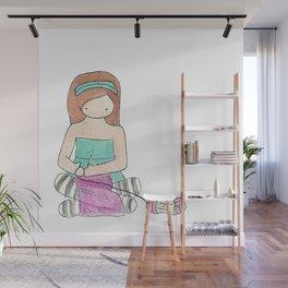 Charlie's Hobbies - Crochet Wall Mural