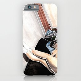 Bugg Pup iPhone Case