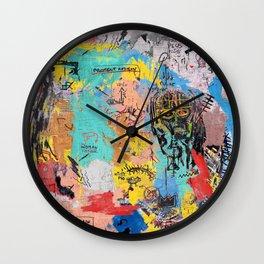 SAMO Wall Clock