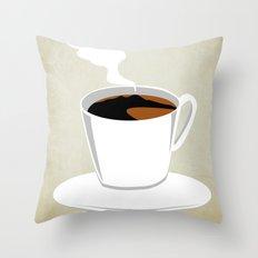 Neapoletan Breakfast Throw Pillow