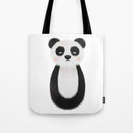 Panda Nursery Art Tote Bag