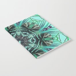 Paradise Blue Notebook
