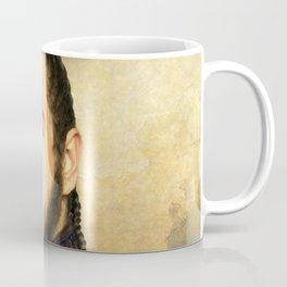 Post Classical painting Coffee Mug