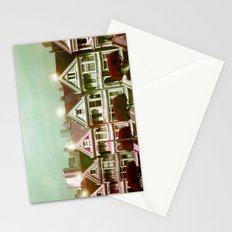 Painted Ladies - remix Stationery Cards