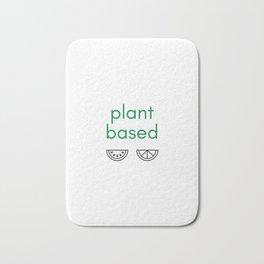 PLANT BASED - VEGAN Bath Mat