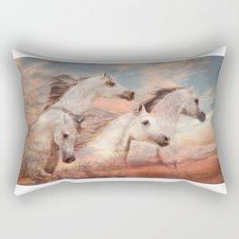 Windswept Rectangular Pillow