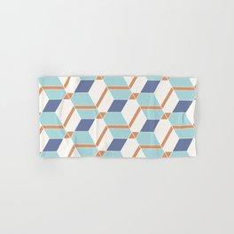 Geometry pattern Hand & Bath Towel