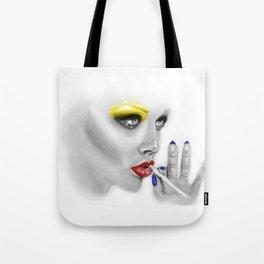+ DARKEST PLACE + Tote Bag