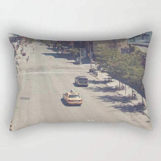 taxi... Rectangular Pillow