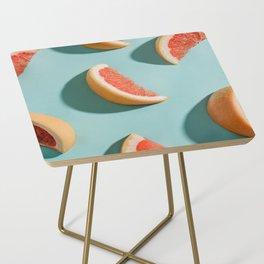 Grapefruit Side Table
