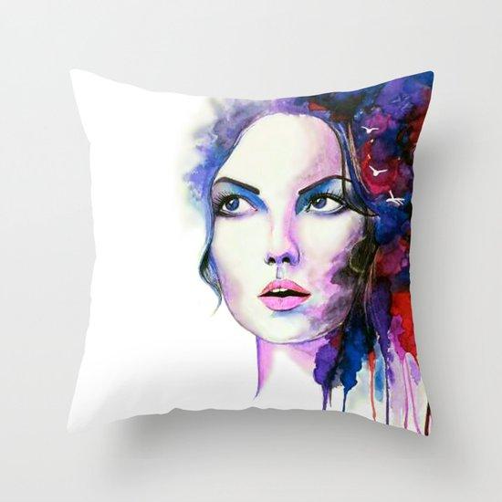 Favorite Fantasy Throw Pillow