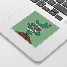 Ni Santas, Ni Putas, Solo Mujeres Gallery Print Sticker