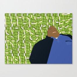 Huell, Breaking Bad Canvas Print