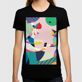 Get Lost In Your World T-shirt