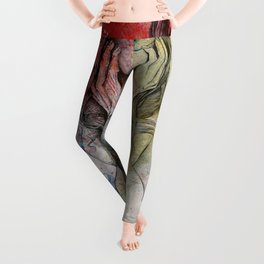 The Withering Spring II Leggings