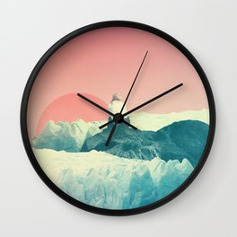 PaleDreamer Wall Clock