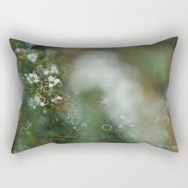 Irish Blossom Rectangular Pillow