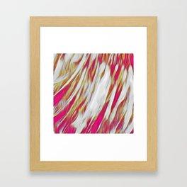 SmoothedPearlEssenceElement Framed Art Print