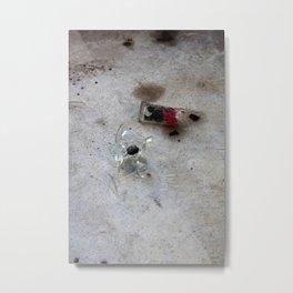 Brussels II Metal Print