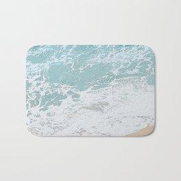 Summer Day at The Beach Juul Art Bath Mat