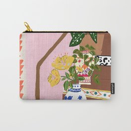 Bohemian stairs Carry-All Pouch