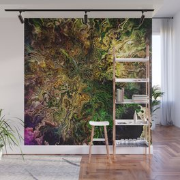 THE REALM Wall Mural