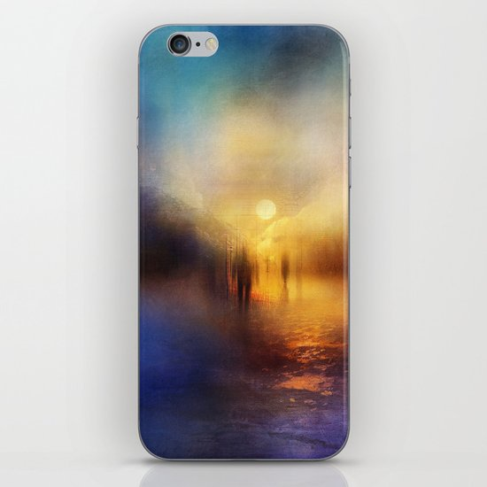 Light Echoes iPhone & iPod Skin