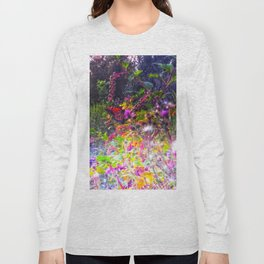 Magic Butterfly Long Sleeve T-shirt