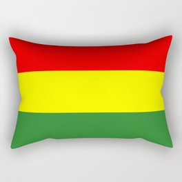 IRIE RASTA Rectangular Pillow
