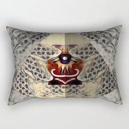 Believing Rectangular Pillow