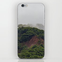 Maui Mountain Tops iPhone Skin