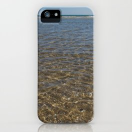 Sandbar iPhone Case