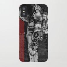 Dieter Rams In Space Slim Case iPhone X