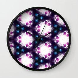 Psico-Skull Wall Clock