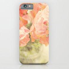 Peach bunch iPhone 6s Slim Case