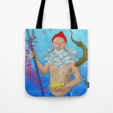 Ruler of the Deep Tote Bag