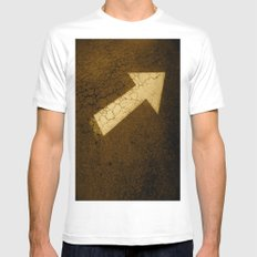 This way Mens Fitted Tee White MEDIUM