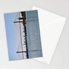 over the savannah river Stationery Cards