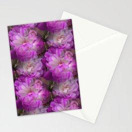 Plenty of peony tulips Stationery Cards