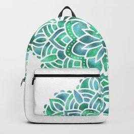 Mandala Southwest Succulent Backpack