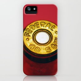 Federal 40 iPhone Case