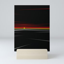 New Horizon Mini Art Print