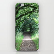New Forest Tunnel iPhone & iPod Skin